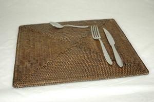 BaolgiChic - rotin classic - Set De Table