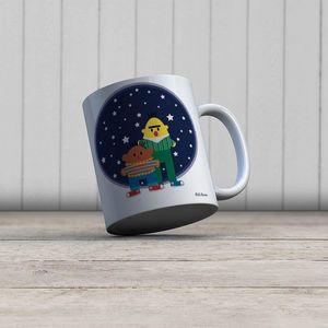 la Magie dans l'Image - mug héros ernest - Mug