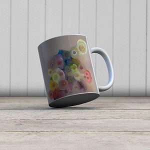 la Magie dans l'Image - mug klimt - Mug