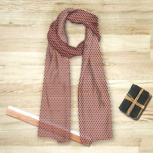 la Magie dans l'Image - foulard uni chouette rose - Foulard Carré