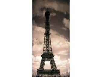 TOUCH OF LIGHT - la tour eiffel noir et blanc - Lampe À Poser
