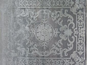 EDITION BOUGAINVILLE - pompadour gradient alpaga - Tapis Contemporain