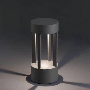 FARO - balise design jaipur led ip54 h20 cm - Borne D'extérieur