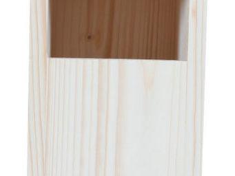 ZOLUX - nichoir en bois merise - Maison D'oiseau