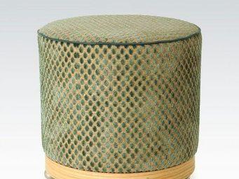 Clock House Furniture - drum - Pouf