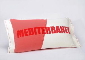 Amadeus - coussin méditerranée - Coussin Rectangulaire