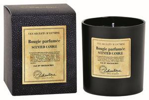 Lothantique - -secrets d'antoine - Bougie Parfumée