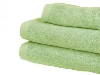 Liou - serviettes de toilette peppermint - Serviette De Toilette