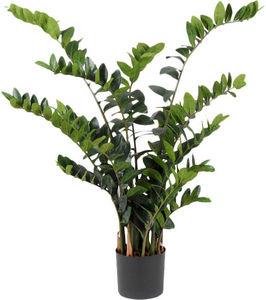 Amadeus - plante artificielle réaliste zamioculcas 130 cm - Fleur Artificielle
