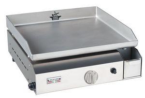 Forge adour -  itsa 450 inox - Plancha Gaz