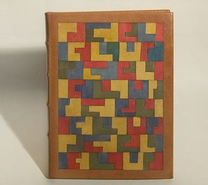 LEGATORIA LA CARTA - puzzle - Livre D'or