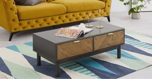 MADE -  - Table Basse Rectangulaire