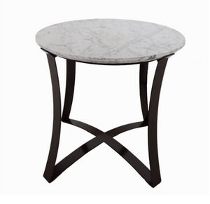 MBH INTERIOR - omega - Table Basse Ronde