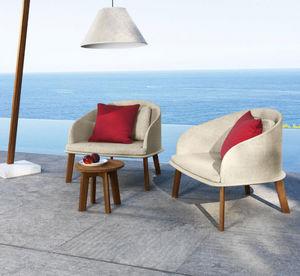 ITALY DREAM DESIGN - clariss - Fauteuil De Jardin