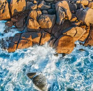 Pêcheur D'Images - la côte de granit rose - Photographie