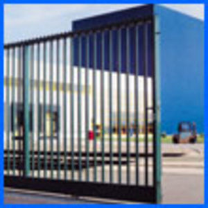 Eurofence -  - Portail Coulissant