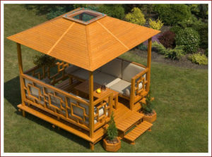 DECOWOOD DESIGN - calluna - Gazebo