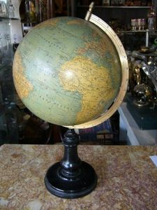 Le Coin Brocante -  - Globe Terrestre