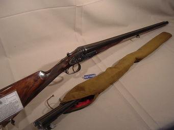 LE HUssARD - juxtapose hammerless a platines evans - Carabine Et Fusil