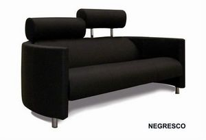 NEOLOGY - negresco - Canapé 3 Places