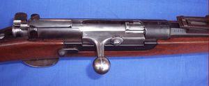 Cedric Rolly Armes Anciennes - kropatchek steyr modele 1886 - Carabine Et Fusil