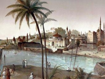 Ananbô - bénarès - Papier Peint Panoramique
