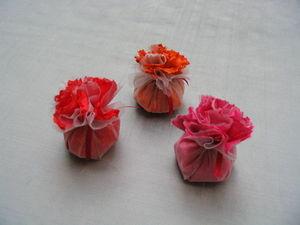 NAMASTÉ - fruits d'épices - Sachet Parfumé