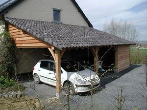 Atelier Du Rivage -  - Garage