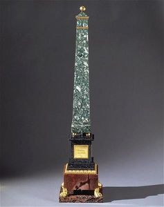 ANTOINE CHENEVIERE FINE ARTS - obelisk - Ob�lisque