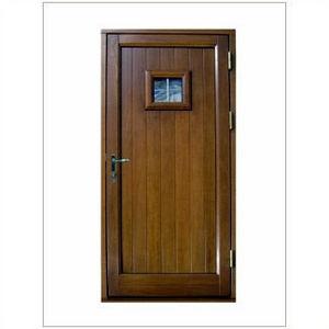 Fairoaks Timber Products -  - Porte D'entrée Pleine