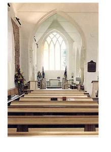 John Barnard Furniture -  - Banc D'église