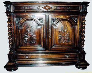 M. Markley - cabinet - Pantalonnière