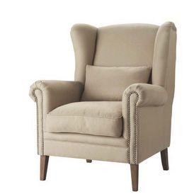 Fauteuil octave fauteuil maisons du monde decofinder - Fauteuil vintage maison du monde ...