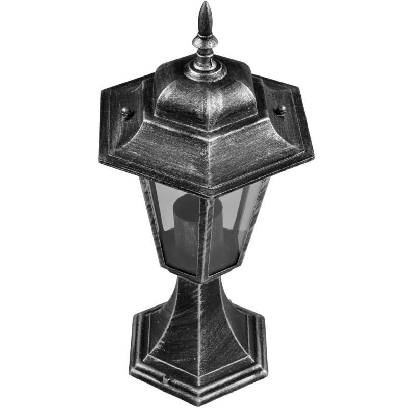 Lampe jardin lanterne sur pied exterieur lanterne d for Lampe exterieur sur pied