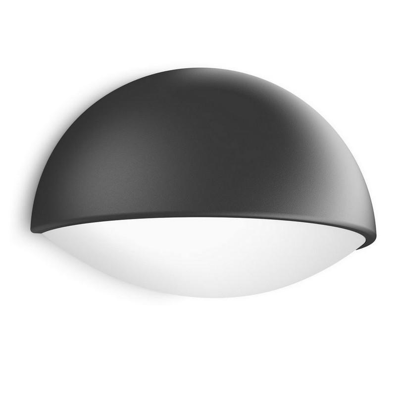 Lampe Led Tanche Dust Ip44 H12 Cm Applique D 39 Ext Rieur