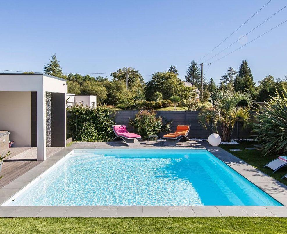Prix Piscine Aquilus Mini Water mini-piscine - caron piscines   decofinder