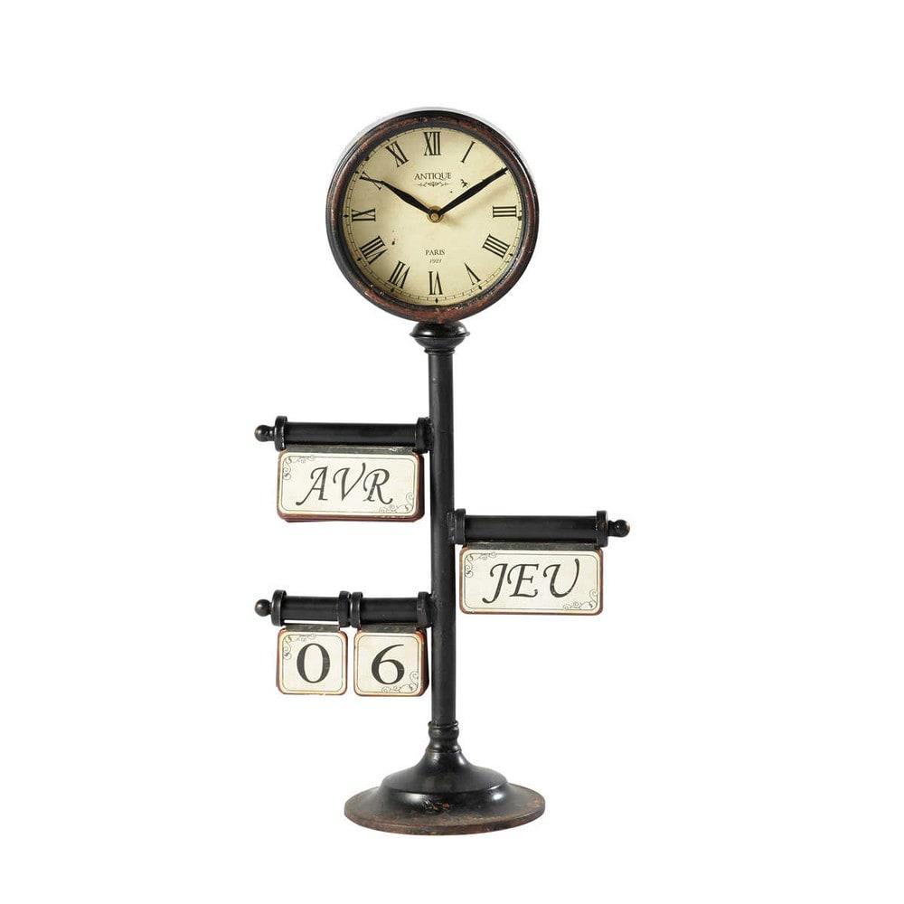 Zoé Horloge à Poser Maisons Du Monde Decofinder