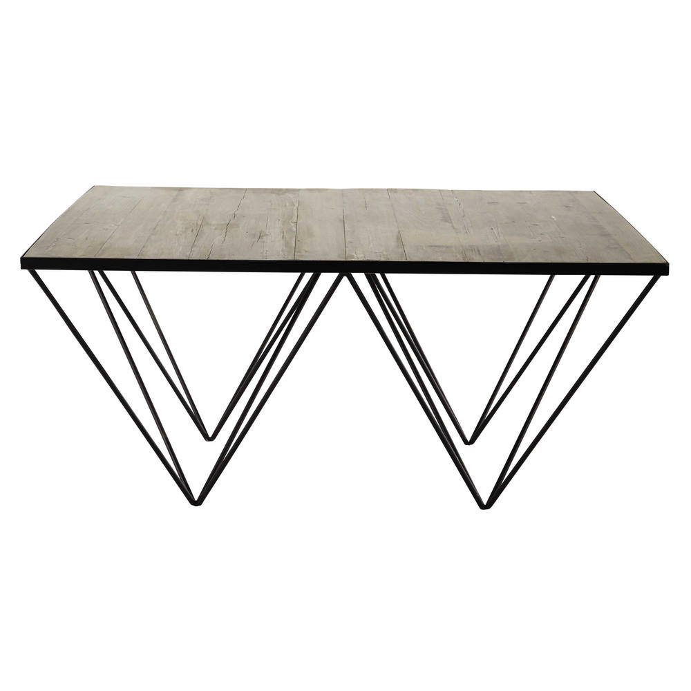 MAISONS basse carrée DU MONDE Table Diamond BQWdCerxo