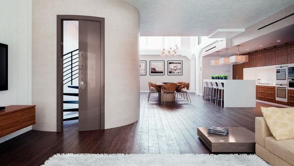 orbitale porte coulissante scrigno decofinder. Black Bedroom Furniture Sets. Home Design Ideas