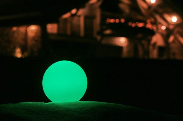 SMART AND GREEN - Lampe de jardin à LED-SMART AND GREEN