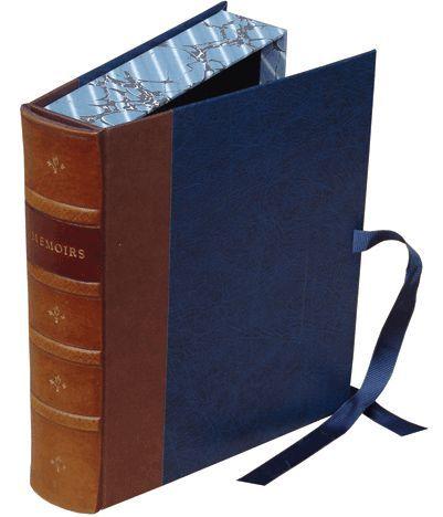 The Original Book Works - Boite à courrier-The Original Book Works-Memoirs Box A0305