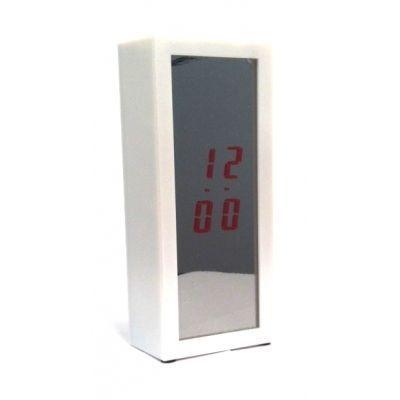 Cm - Horloge à poser-Cm-Réveil miroir