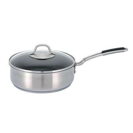 BEKA Cookware - Poêle à cuisiner-BEKA Cookware-Sauteuse revtue 24 cm + couvercle beka royal
