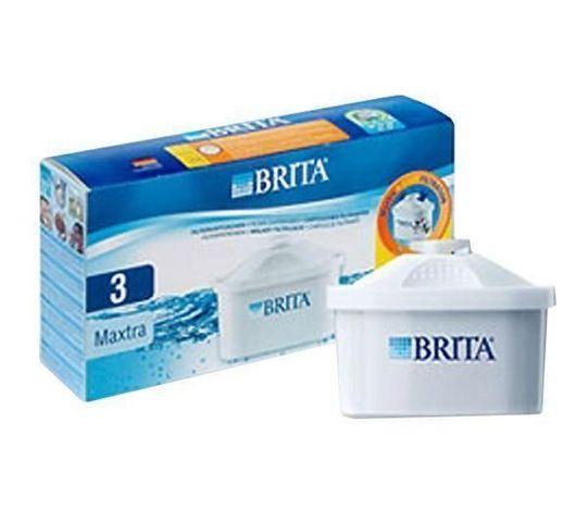 BRITA - Carafe filtrante-BRITA-Cartouche Maxtra - pack de 3
