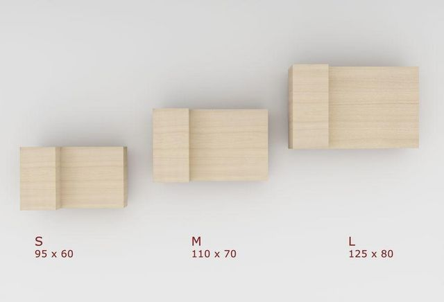 MALHERBE EDITION - Table basse bar-MALHERBE EDITION-Table basse Bar lb2
