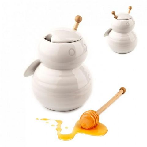 Balvi - Ustensiles de cuisine-Balvi-Pot à miel Bumble Bee