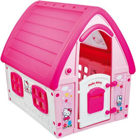D'arpeje - Maison de jardin enfant-D'arpeje-Maisonnette pour enfant fairy hello kitty 100x126x
