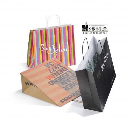 Milhe Et Avons - Sac d'emballage-Milhe Et Avons