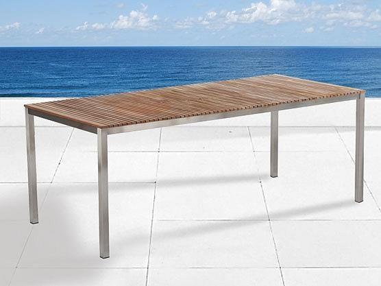 BELIANI - Table de jardin-BELIANI-Viareggio