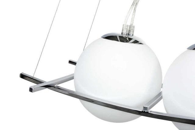 KOKOON DESIGN - Suspension-KOKOON DESIGN-Suspension design Uranus verre blanc